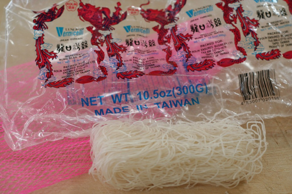 Packaged Bean Thread Noodles